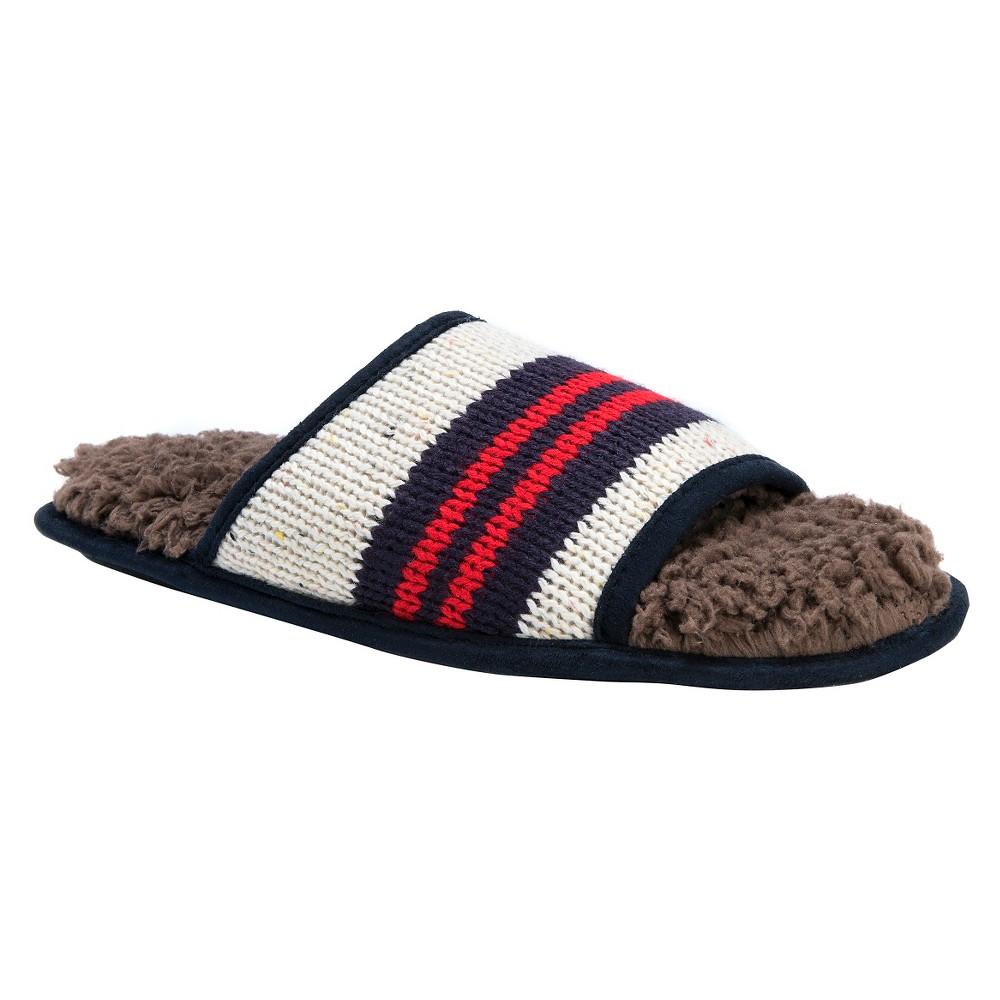 Men's Muk Luks Andy Slide Slippers - Oatmeal S