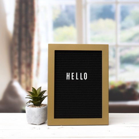 Letter Board with Letters - Project 62™ - image 1 of 6