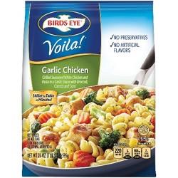 Birds Eye Voila! Frozen Frozen Garlic Chicken Dinner - 21oz