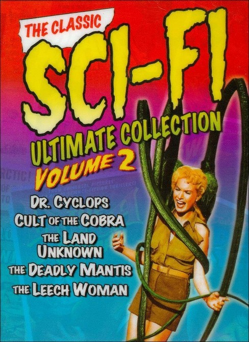 Classic Sci Fi Collection Vol 2 (DVD) - image 1 of 1