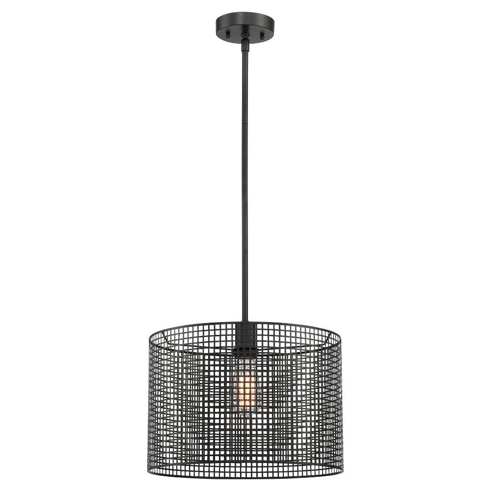 Ceiling Lights Hamilton Pendant - Black - Lite Source