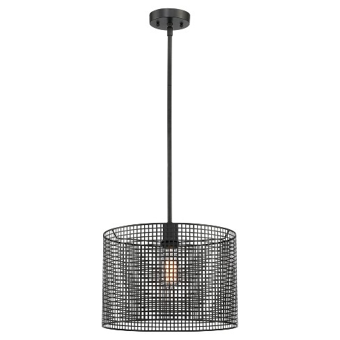 Ceiling Lights Hamilton Pendant - Black - Lite Source - image 1 of 2
