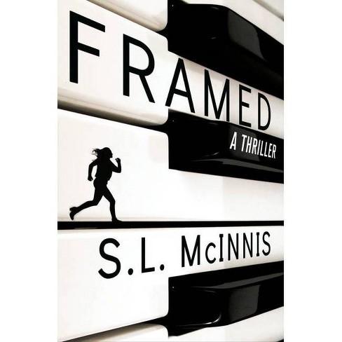 Framed - by  S L McInnis (Hardcover) - image 1 of 1