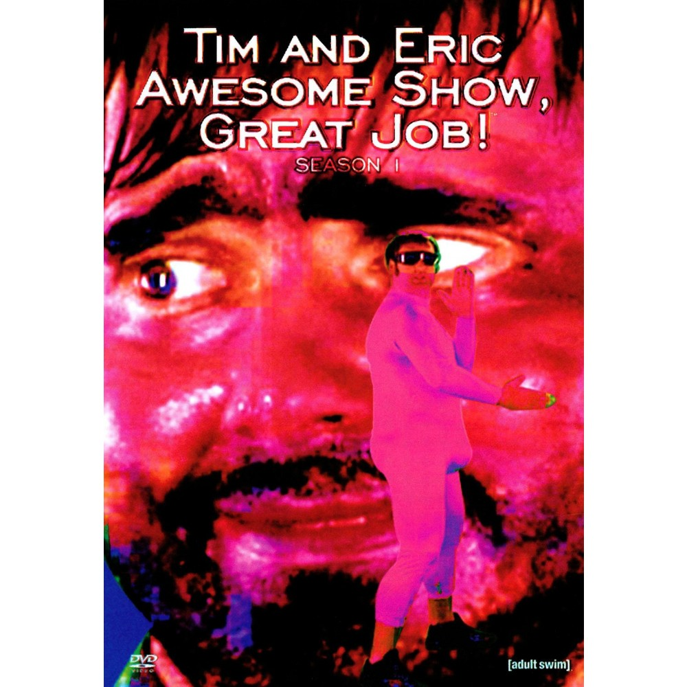 Tim & Eric Awesome Show Great Job:S1 (Dvd)