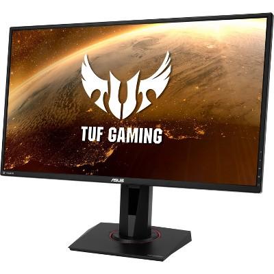 ASUS TUF VG27BQ 27 Inch WQHD 2560 x 1440 0.4ms GTG 120Hz 16:9 2 x Speakers G-sync Widescreen LED LCD TN Gaming Monitor, Black
