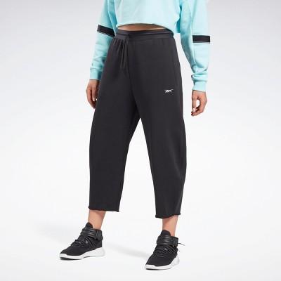Reebok Studio Fleece Pants Womens Athletic Pants