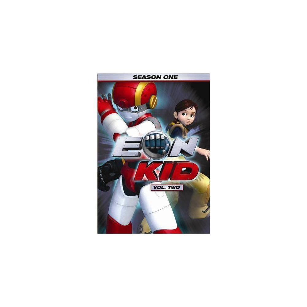 Eon Kid Season 1 Volume 2 Dvd 2009