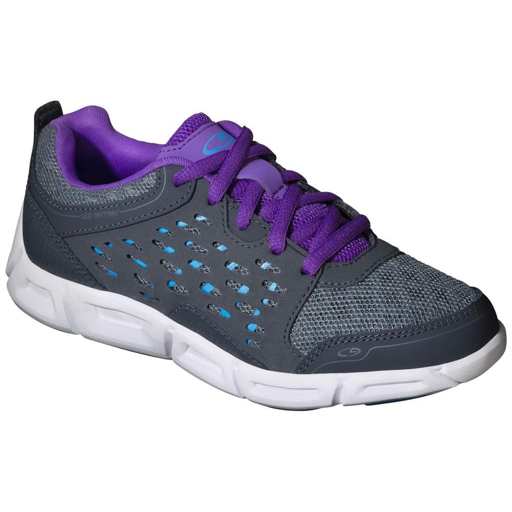 Girls' C9 by Champion Surpass Running Shoes - Gray 1, Girl's