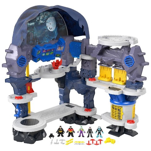 Fisher-Price Imaginext DC Super Friends Batcave - image 1 of 4