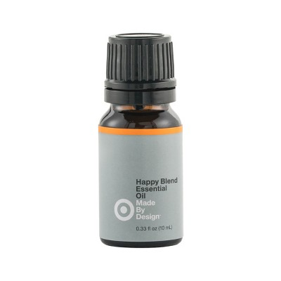 .33 fl oz 100% Essential Oil Happy Blend - Made By Design™