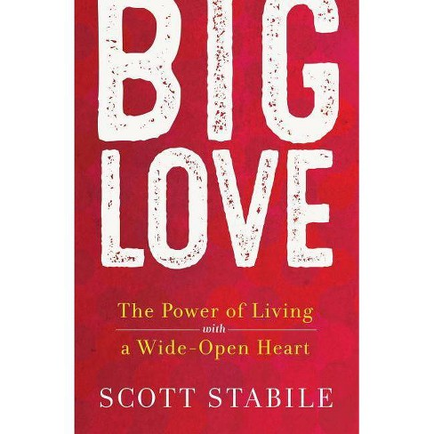 Big Love - by  Scott Stabile (Hardcover) - image 1 of 1