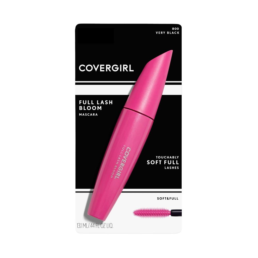 Image of COVERGIRL Full Lash Bloom Mascara 800 Very Black .44 fl oz