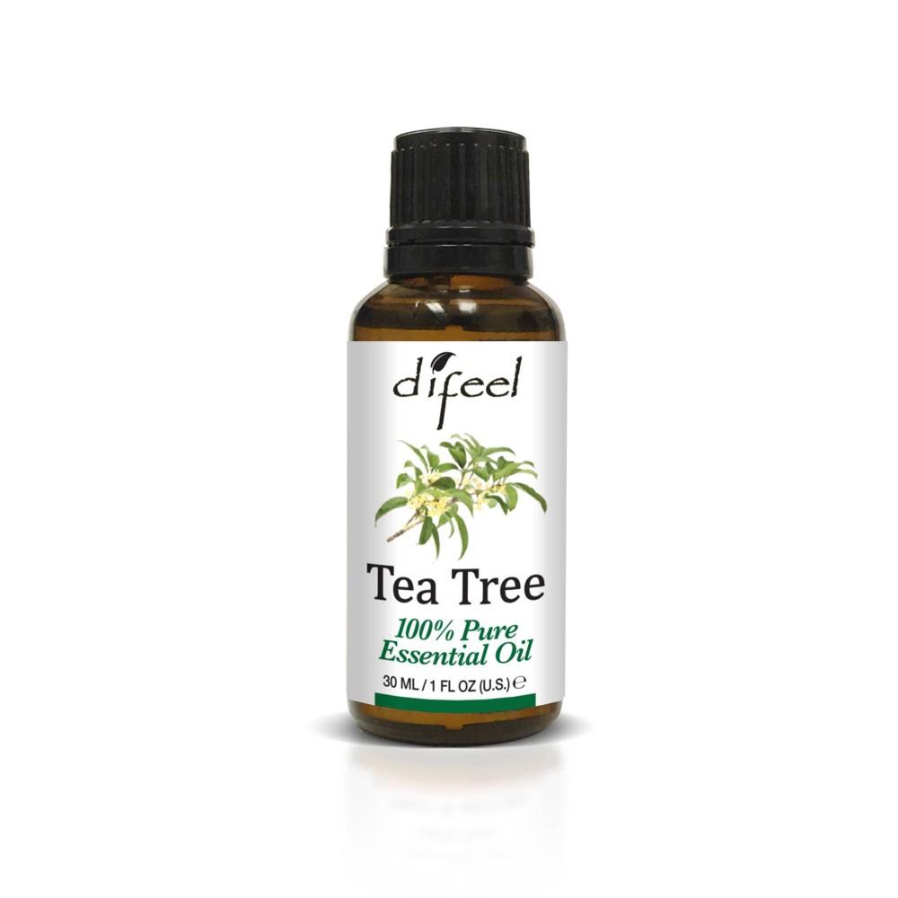 Image of Difeel Pure Essential Tea Tree Oil - 1 fl oz