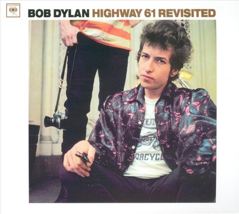 Bob dylan - Highway 61 revisited (CD) - image 1 of 4