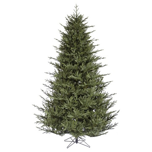 About this item - 7.5ft Unlit Artificial Christmas Tree Full Itasca... : Target