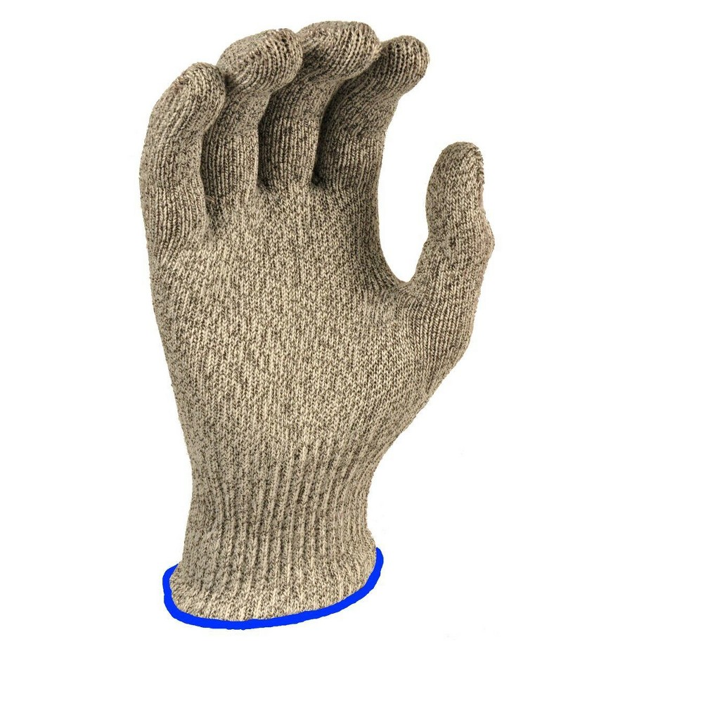 Image of Cutshield Cut Resistant Gloves For Kitchen - Small - Gray - G & F