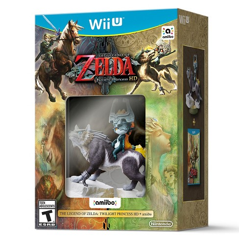 The Legend of Zelda: Twilight Princess HD Nintendo Wii U - image 1 of 4