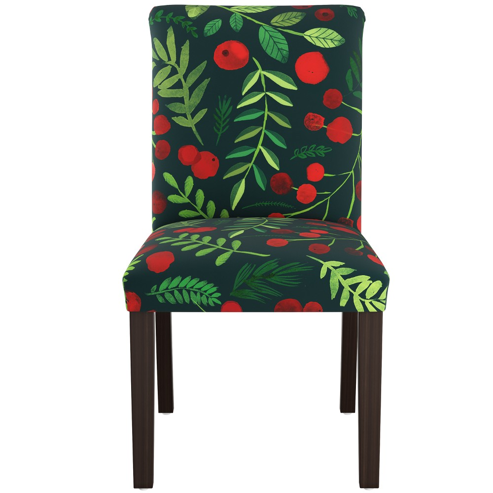 Dining Chair Holly Evergreen - Skyline Furniture