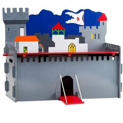 Castle Toy Box
