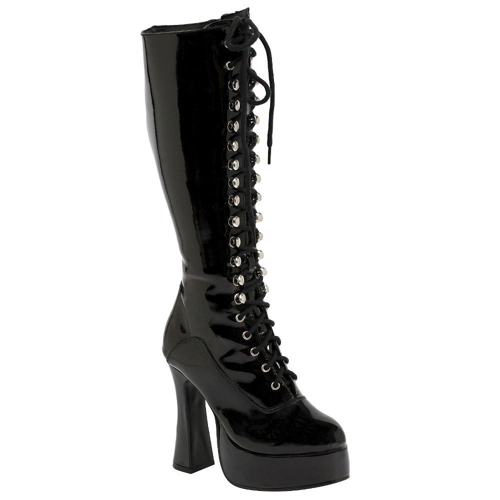 Halloween Women's Easy Black Boots Costume - Size 7