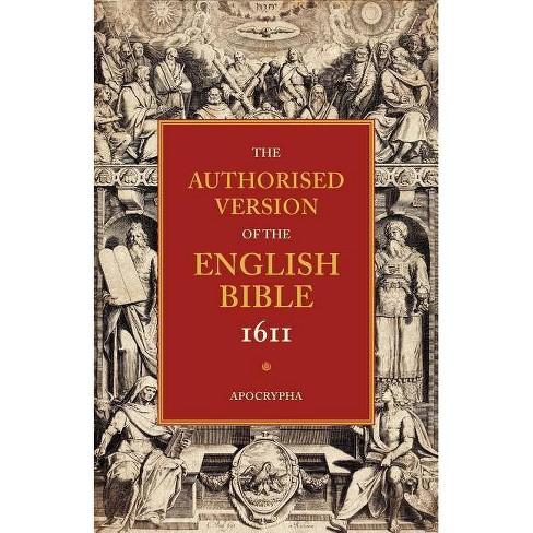 1611 Bible-KJV - (Paperback)