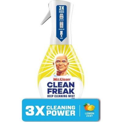 Mr. Clean Deep Cleaning Mist Multi-Surface Spray Starter Kit - Lemon Zest - 16 fl oz