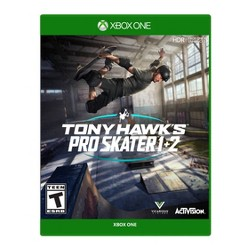 Tony Hawk's: Pro Skater 1 + 2 - Xbox One