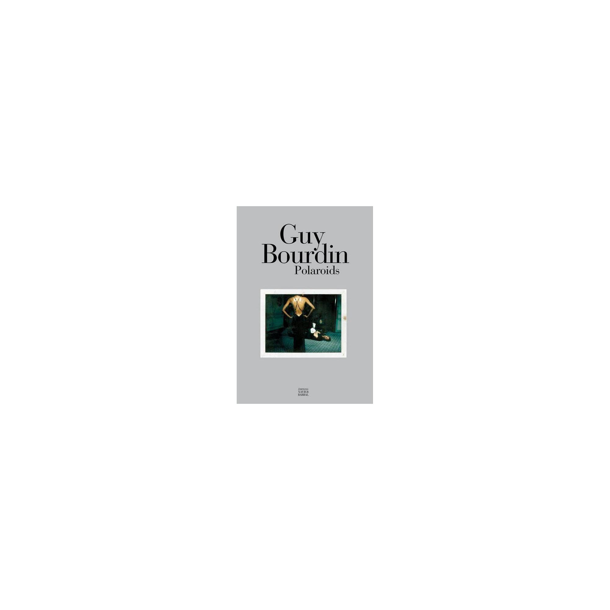 Guy Bourdin: Polaroids - (Hardcover)