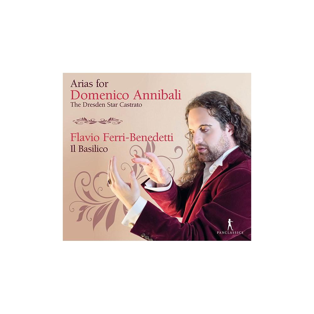 Fla Ferri-benedetti - Arias For Domenico Annibali (CD)