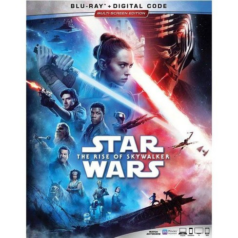 Star Wars The Rise Of Skywalker Blu Ray Digital Target