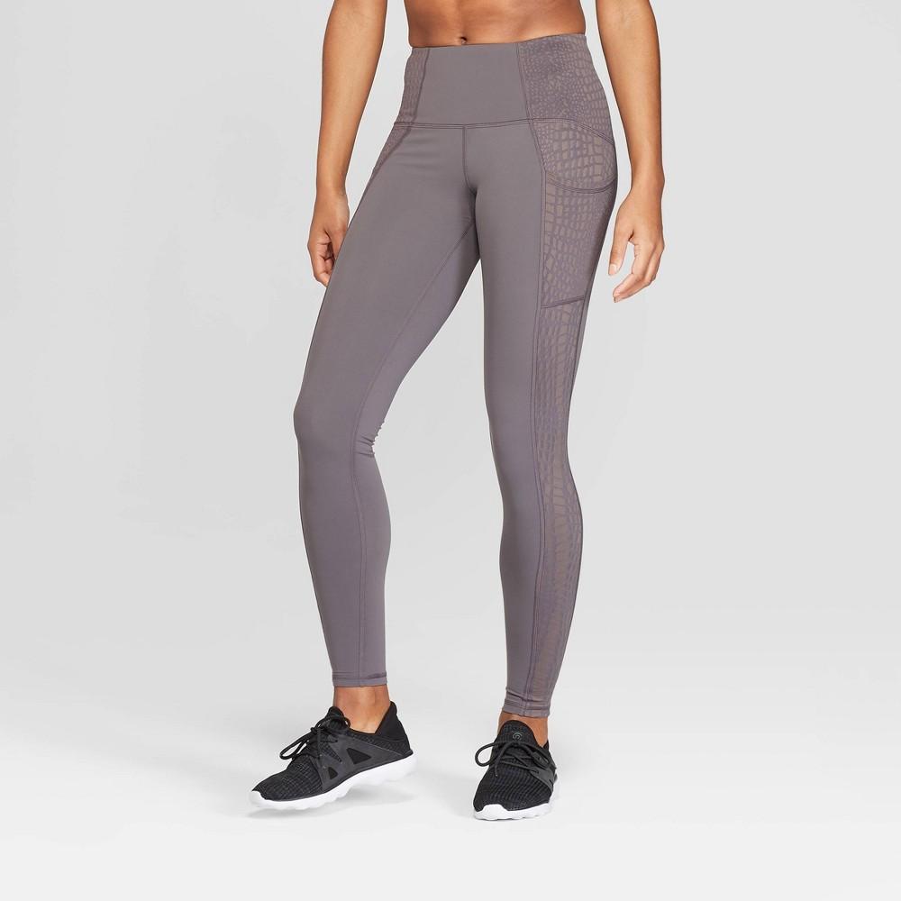 f047babc92cd33 Womens Urban High Waisted Leggings C9 Champion Gray XS