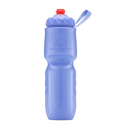 Polar Bottle Insulated Water Bottle 24 Ounces Red//Blue 24 oz NEW Two Pack
