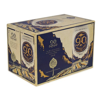 Odell Brewing 90 Shilling Ale Beer - 6pk/12 fl oz Cans
