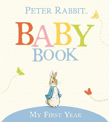 Original Peter Rabbit Baby Book : My First Year (Hardcover)(Judy Taylor)