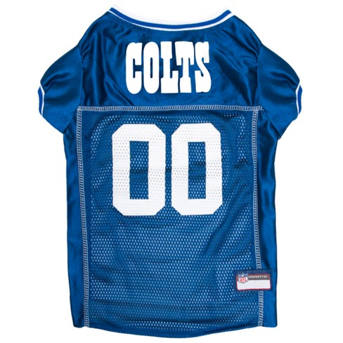 NFL Pets First Mesh Pet Football Jersey - Indianapolis Colts - image 1 of 2