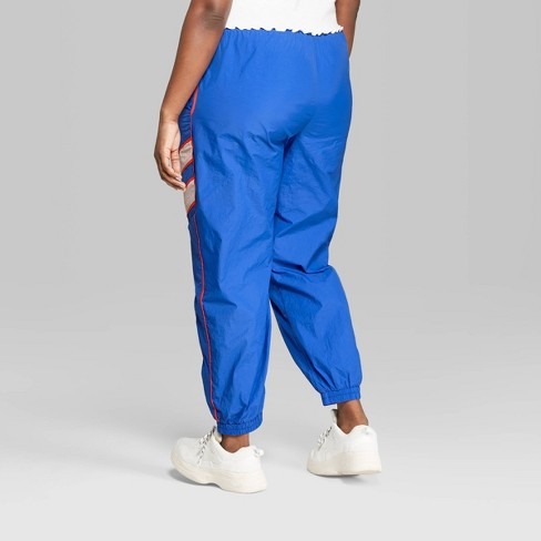 a2b372b61b5ba7 Women's Plus Size Retro Track Pants - Wild Fable™ Royal Blue. Shop all Wild  Fable
