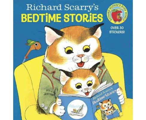 Richard Scarry's Bedtime Stories (Paperback) - image 1 of 1
