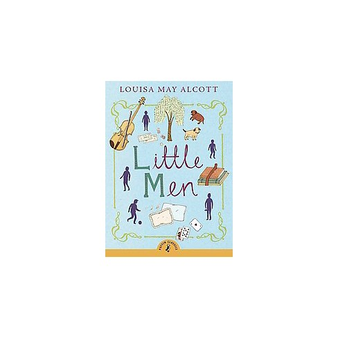 Little Men - (Puffin Classics) by  Louisa May Alcott (Paperback) - image 1 of 1