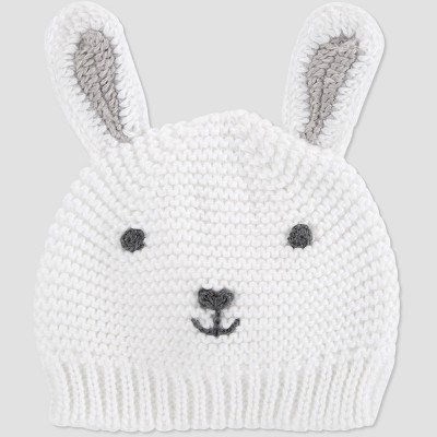 Baby Easter Bunny Hat - Just One You® made by carter's Gray