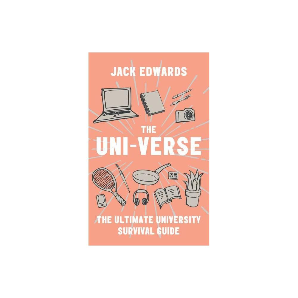 The Ultimate University Survival Guide By Jack Edwards Paperback