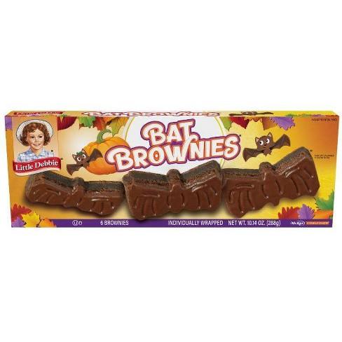 Little Debbie Bat Brownies - 6ct/10.14oz - image 1 of 1