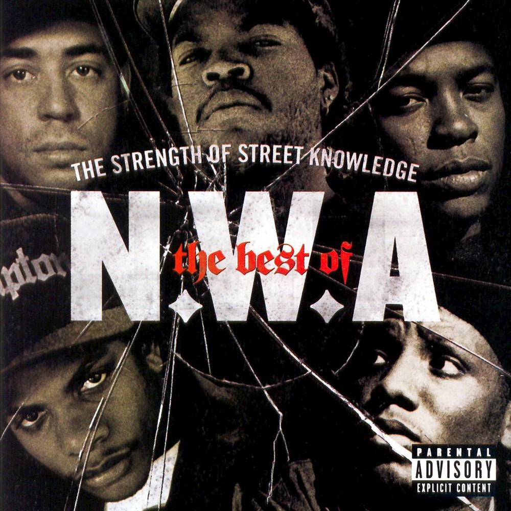 N.W.A. - Strength Of Street Knowledge:Best Of (CD)