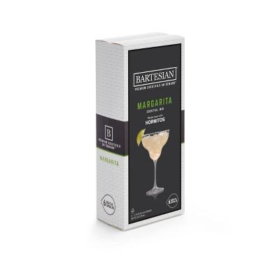 Bartesian 6-Pack Margarita Capsules