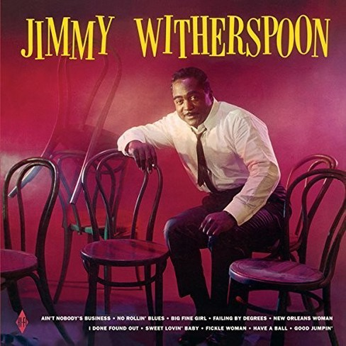 Jimmy Witherspoon - Jimmy Witherspoon (Vinyl) - image 1 of 1