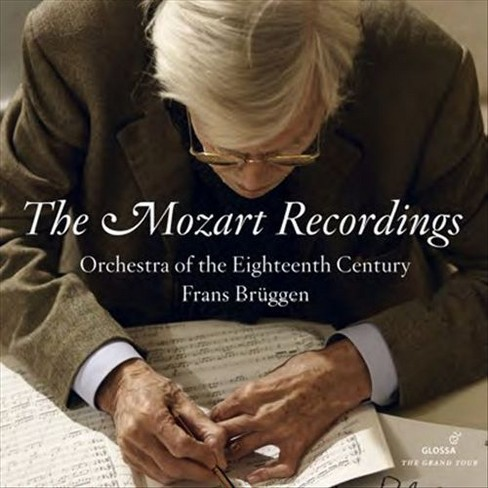 Orchestra of the 18t - Mozart recordings (CD) - image 1 of 1