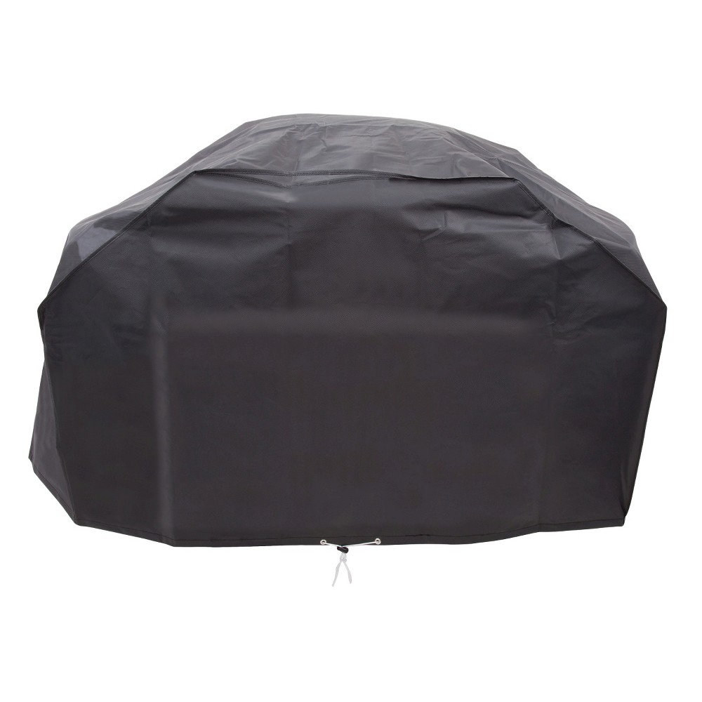 Char-Broil 5+ Burner Basic Cover - Black