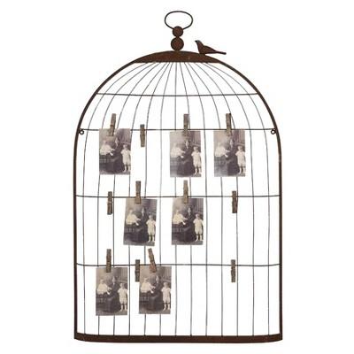 Birdcage Photo Holder - 3R Studios