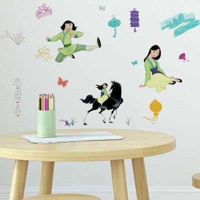 Mulan Peel and Stick Wall Decal - RoomMates