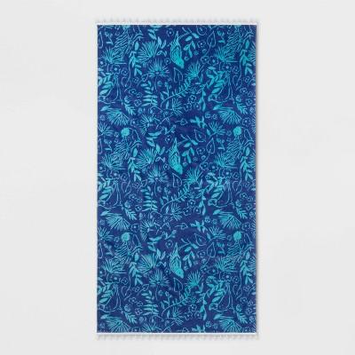 Floral Bird Beach Towel - Opalhouse™