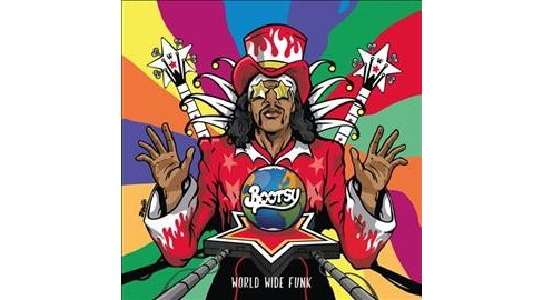 Bootsy Collins - World Wide Funk (CD) - image 1 of 1